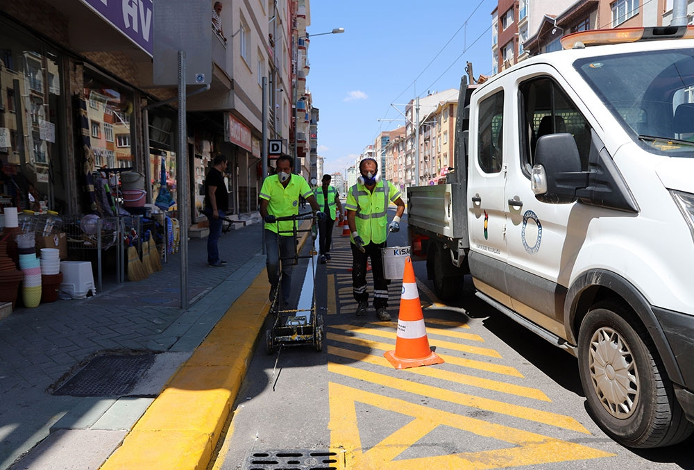Trafik Guvenligi Icin Calismalar Suruyor